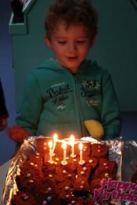 Nolan a fêté ses 5 ans